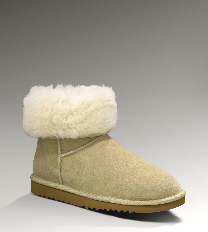 5ed8b1a8733 UGG Classic Short Boots 5825 Sand Elegant [UGG-082] - CAD107.93 ...